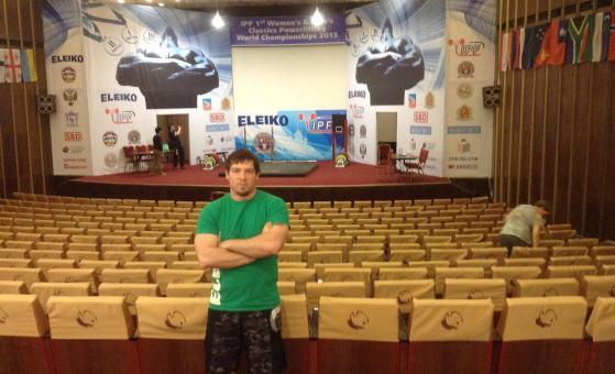IPF Worlds 2013